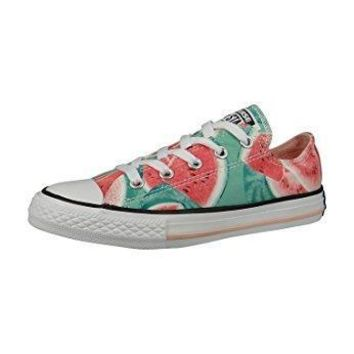 Converse Youth Chuck Taylor All Star Ox Canvas Trainers