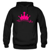 Princess Bride crown Hoodie