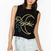 Psyched Muscle Tee