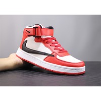 Nike Air Force 1'07 Barb Men's Mid-Top Sneakers Shoes