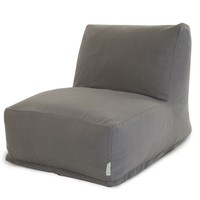 Gray Wales Bean Bag Chair Lounger