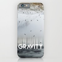 GRAVITY iPhone & iPod Case by Cafelab