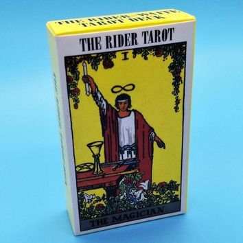 Family Friends party Board game Funny Entertainment  Card Knight Tarot Cards Friend Family Party Fun Playing Smith Tarot Cards Table Desktop Games AT_41_3