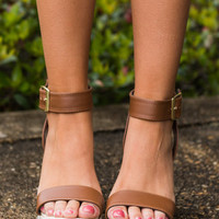 Feeling Ambitious Wedges, Mocha