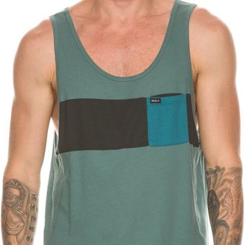 RVCA THREE O'CLOCK TANK