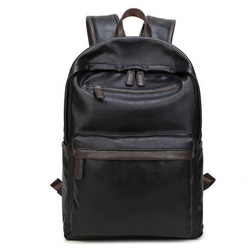 Backpack Men Korean Fashion Stylish Casual Travel Bags [6542297987]