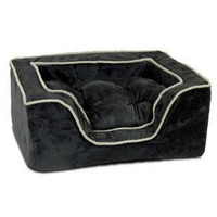 Luxury Square Dog Bed