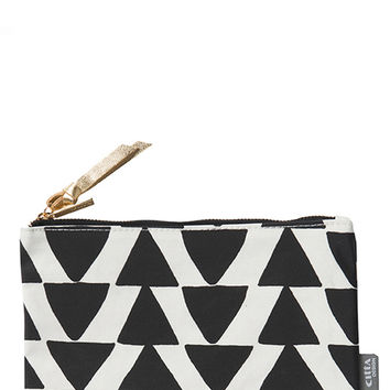CITTA ARROW FLAT PURSE