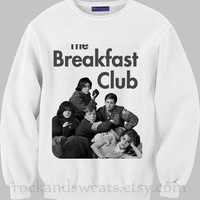 The Breakfast Club Crewneck Sweatshirt