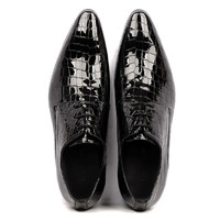 Men's dress shoes, men's flat shoes. Leather shoes. Fashion men's shoes.2014 new product. Black and blue. Free shipping + gift