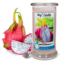 Dragonfruit Ring Candle
