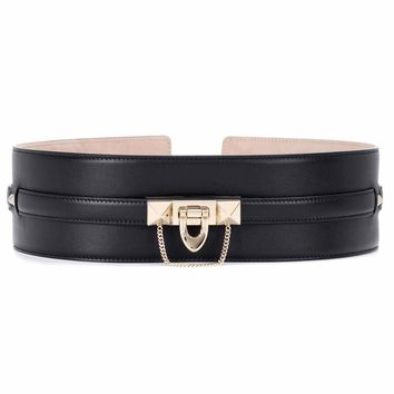 Valentino Garavani leather belt