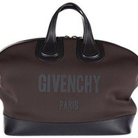 Givenchy men's bag handbag vintage nightingale brown