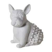 Studded Frenchie Coin Bank
