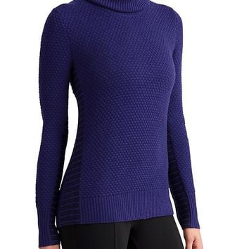 Athleta Womens Merino Marina Sweater