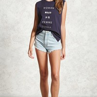 Woman Graphic Tee - Women - Tops - 2000133984 - Forever 21 Canada English