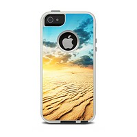 The Sunny Day Desert Apple iPhone 5-5s Otterbox Commuter Case Skin Set