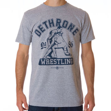 DETHRONE WRESTLERS