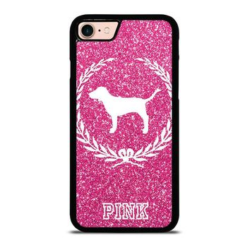 VICTORIA'S SECRET LUXE DOG iPhone 8 Case Cover