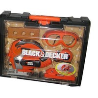 Black and Decker Jigsaw Set including Goggles & More