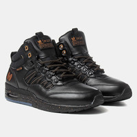 Huf X Wu Tang Hr-1 Shoes - Black at Urban Industry