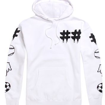 Been Trill Sports Trill Hoodie - Mens Hoodie - Black -