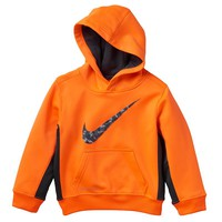 Nike Camo Logo Therma-FIT Hoodie - Toddler Boy, Size: