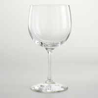 Madison Red Wine Glasses, Set of 6 - World Market