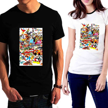 Disney all character - Tshirt for man shirt, woman shirt XS / S / M / L / XL / 2XL / 3XL /4XL / 5XL *02*