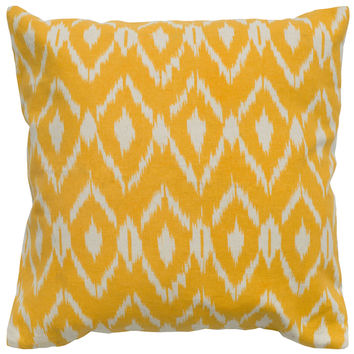 Rizzy Home 18-inch Ikat Throw Pillow | Overstock.com Shopping - The Best Deals on Throw Pillows