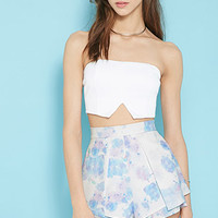 Tiger Mist Lavender Splash Shorts