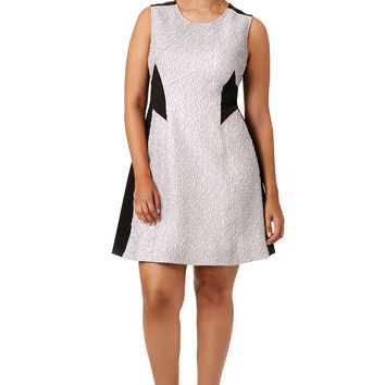 Yoana Baraschi Silver Sign Dress