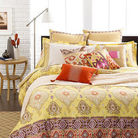 Echo Bedding, Colorful Kilim Comforter and Duvet Cover Sets - Bedding Collections - Bed & Bath - Macy's