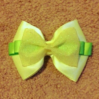 Tiana from Disneys Princess and the Frog bow
