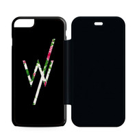 Sleeping With Sirens Flower Logo Flip Case iPhone 6 | iPhone 6S | iPhone 6S Plus  Case