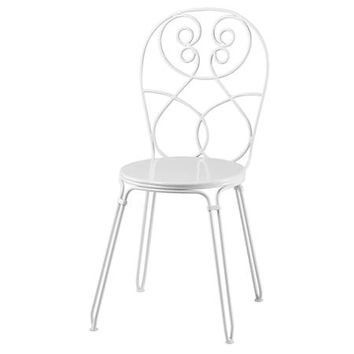 Looking Glass Desk Chair (White) in Desks & Chairs | The Land of Nod