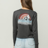 BILLABONG Winter Waves Womens Tee