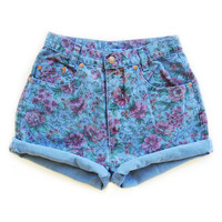 DARK FLORAL from GET HIGH WAISTED