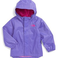 The North Face Toddler Girl's 'Tailout' Hooded Rain Jacket,