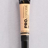 Concealed Weapon High-Definition Concealer - Yellow Corrector