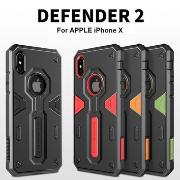 iPhone X Tactical Military Grade Case
