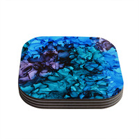 "Claire Day ""Lucid Dream"" Coasters (Set of 4)"