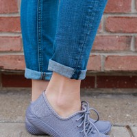 Sole Queen Sneakers - Grey