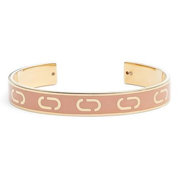 MARC JACOBS Enamel Icon Cuff | Nordstrom