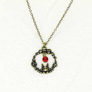 Lease Necklace / Kiki's Delivery Service Studio Ghibli / jiji
