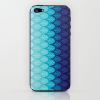 Arctic Ombre! iPhone & iPod Skin by TotalBabyCakes