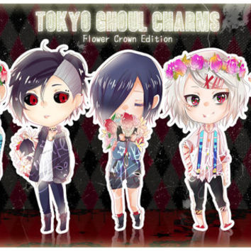 Tokyo Ghoul Anime Phone Charms Accessory
