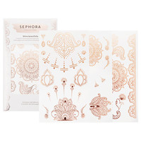 SEPHORA COLLECTION Shine Beautifully Temporary Tattoos