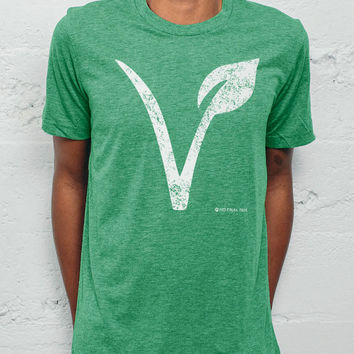Vegan V Shirt