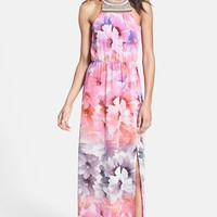 Charlie Jade 'Ava' Print Maxi Dress